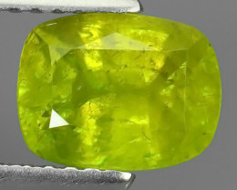 2.00 CTS~EXCELLENT NATURAL GREENISH-YELLOW SPHENE