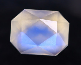 Moonstone 1.31Ct Icy Grade Rainbow Blue Flash Moonstone BN121