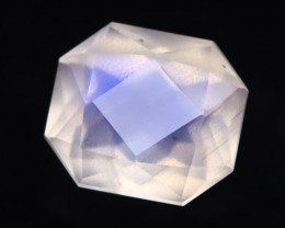 Moonstone 1.10Ct Icy Grade Rainbow Blue Flash Moonstone BN137