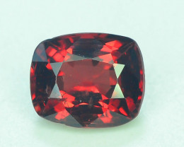1.35 ct Red Spinel Untreated/Unheated~Burma