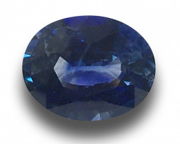 Natural Blue sapphire | Loose Gemstone | Sri Lanka - New