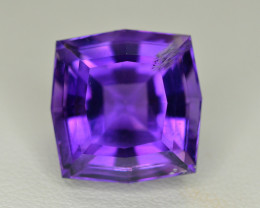18.55 Ct Amazing Color Natural Amethyst ~ Uruguay