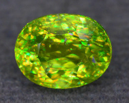 Rare AAA Fire 2.22 ct Sphene Sku-51