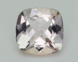 AAA Grade 6.33 ct Pink Morganite SKU.10