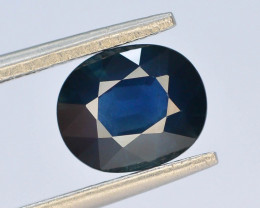 AAA Grade 1.65 ct Gorgeous Blue Sapphire