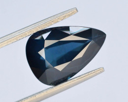 AAA Grade 4.40 ct Gorgeous Blue Sapphire