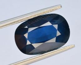 AAA Grade 5.30 ct Gorgeous Blue Sapphire
