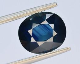 AAA Grade 3.55 ct Gorgeous Blue Sapphire