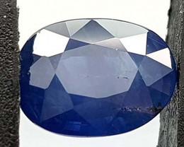 1.85Crt Natural Sapphire  Natural Gemstones JI94