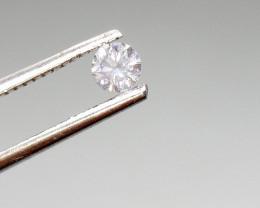 0.24ct Fancy Intense Grey Blue  Diamond , 100% Natural Untreate