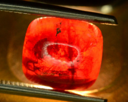 6.70 ct Manganotantalite Cabochon ~ Extreme Rare Collector's Gem