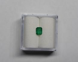 0.40 Carat Deep Green AFGHAN (Panjshir) Emerald!