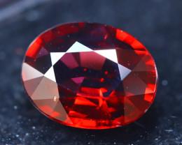 Rhodolite 3.03Ct Natural Cherry Red Rhodolite Garnet D1019
