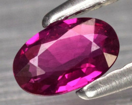 Ruby 0.26 ct Mozambique GPC Lab