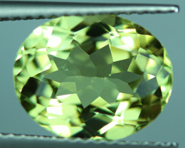 3.59 CT 11X9  MM EXCELLENT CUT !! TOP QUALITY NATURAL SILLIMANITE  - SL263