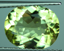 3.24 CT 11X9  MM EXCELLENT CUT !! TOP QUALITY NATURAL SILLIMANITE  - SL271