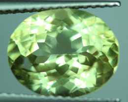 4.24 CT 11X9  MM EXCELLENT CUT !! TOP QUALITY NATURAL SILLIMANITE  - SL272