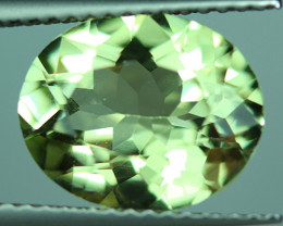 3.62 CT 11X9  MM EXCELLENT CUT !! TOP QUALITY NATURAL SILLIMANITE  - SL273