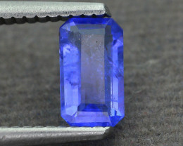 Rarest Sodalite 0.63 ct Hard to Find in Transparent & Faceted Sku.1
