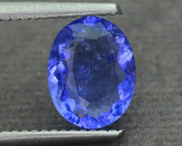 Rarest Sodalite 1.33 ct Hard to Find in Transparent & Faceted Sku.1