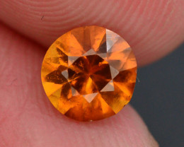 Top Color1.45 ct Natural  Hessonite Garnet  ~ T