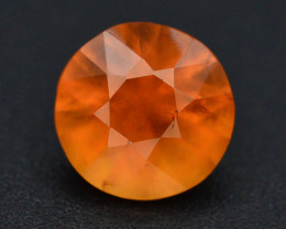 Top Color1.45 ct Natural Hessonite Garnet ~ T