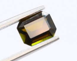 Top Color 1.80 ct Natural Green Color Tourmaline T