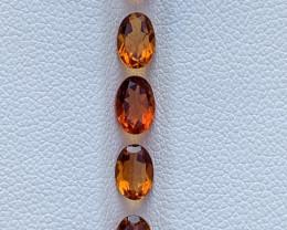 RARE Madeira 2.00 Carats Citrine  Gemstones