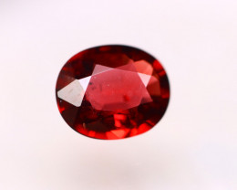 2.14ct Natural Rhodolite Garnet Oval Cut Lot GW5455