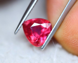 2.23ct Pink Ruby Heart Cut Lot GW7496