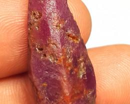 Amazing Natural color Damage free Corundum Crystal 50 Cts-A