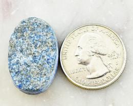 Genuine  53.00 cts Lapis Lazuli Oval shape Cabochon