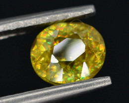Rare AAA Fire 1.05 ct Sphene ~ A G AQ
