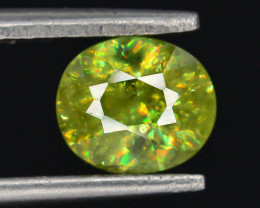 Rare AAA Fire 1.15 ct Sphene ~ A G AQ