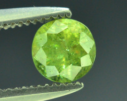 Top Grade 0.50 ct Demantoid Garnet