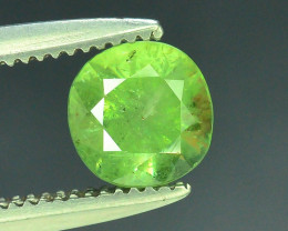 Top Grade 0.75 ct Demantoid Garnet