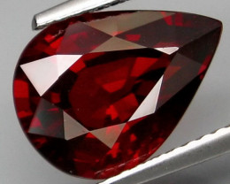 4.24 Ct. Natural Top Red Rhodolite Garnet Africa Unheated