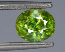 Rare AAA Fire 1.20 ct Sphene ~ A G AQ