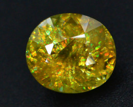 Rare AAA Fire 1.30 ct Sphene ~ A G AQ