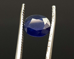 0.90CT BLUE SAPPHIRE BEST QUALITY GEMSTONE IIGC107