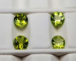 3.05Crt Peridot Lot  Natural Gemstones JI95