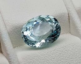 2.69Crt Aquamarine  Natural Gemstones JI95