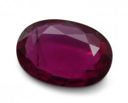 0.47 ct Natural Ruby
