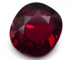 0.41 ct Natural Ruby