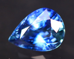Cornflower Blue Sapphire 1.21Ct VS Natural Traditional Heated AN57