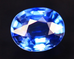 Cornflower Blue Sapphire 1.15Ct VS Natural Traditional Heated AN58