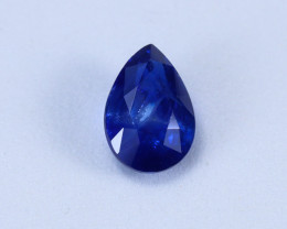 1.08ct Natrual Blue Sapphire