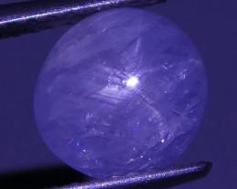 2.39 ct Unheated Blue Ceylon Star Sapphire