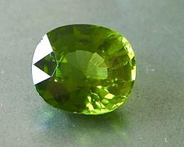 9.59ct olive green peridot