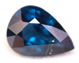 Cobalt Blue Spinel 1.23Ct Natural Burmese Cobalt Blue Spinel AN69